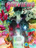 Previews #324 September 2015 (Net)  Includes A Free Marvel Previews