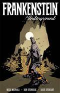 Frankenstein Underground TP (C: 1-1-2)
