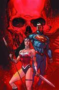 Superman Wonder Woman HC Vol 03 Casualties of War *Special Discount*