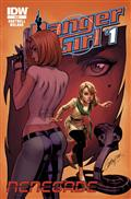 Danger Girl Renegade #1 (of 4) *Special Discount*
