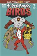 Angry Birds Super Angry Birds #1 (of 4) *Special Discount*