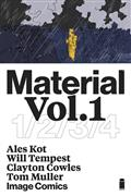 Material TP Vol 01 (MR) *Special Discount*