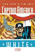 Captain America White #1 *Special Discount*
