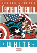Captain America White #2