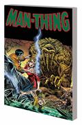 Man Thing By Steve Gerber Complete Coll TP Vol 01 *Special Discount*