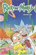 Rick & Morty TP Vol 01 (C: 1-0-0) *Special Discount*