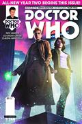 Doctor Who 10Th Year Two #1 Reg Ronald *Special Discount*