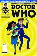 Doctor Who 10Th Year Two #1 10 Copy Incentive (Net)