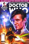 Doctor Who 11Th Year Two #1 Reg Ronald *Special Discount*