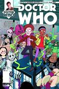 Doctor Who 11Th Year Two #1 10 Copy Incv (Net)