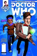 Doctor Who 11Th Year Two #1 Jake Incv Var