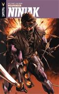 Ninjak TP Vol 01 Weaponeer *Special Discount*