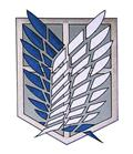 Attack On Titan Scout Regiment Large Patch (Net) (C: 1-1-2)