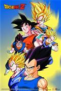 Dragon Ball Z Poster (C: 1-1-1)