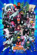 Naruto Characters Poster (C: 1-1-1)