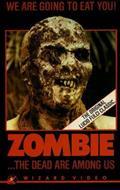 Zombie Ltd Ed Vhs (MR) (C: 0-0-1)