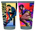 Cowboy Bebop Spike & Faye 2Pk Pint Glass Set (C: 1-1-2)