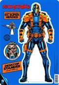 DC Heroes Deathstroke Desk Standee (C: 1-1-2)