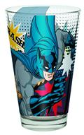 Batman Words 10 Oz Juice Glass (C: 1-1-2)