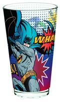 Batman Words 16 Oz Glass (C: 1-1-2)