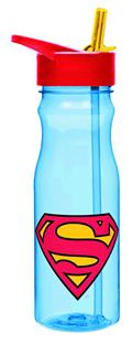 Superman 25 Oz Tritan Water Bottle (C: 1-1-2)