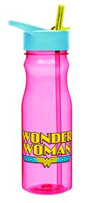 Wonder Woman 25 Oz Tritan Water Bottle (C: 1-1-2)