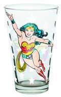 Wonder Woman Flying 10 Oz Juice Glass (C: 1-1-2)