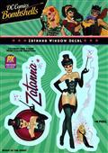 DC Bombshells Zatanna PX Vinyl Decal (C: 1-1-1)