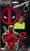 Deadpool Collectors Set (Jun142115) (C: 1-1-1)