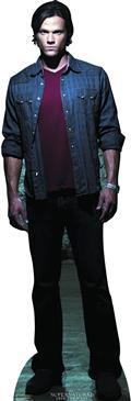 Supernatural Dean Winchester 2 Life-Size Standup (C: 1-1-2)