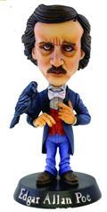 Edgar Allen Poe Limited Edition Bobble Head (C: 0-1-2)