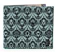 Sherlock Wallpaper Grey Wallet (C: 1-1-2)