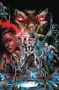 Cyborg #1 *Rebirth Overstock*