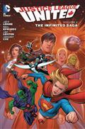 Justice League United TP Vol 02 The Infinitus Saga *Special Discount*