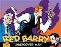 Red Barry Undercover Man HC Vol 01 *Special Discount*