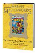 MMW Invincible Iron Man HC Vol 10 Dm Var Ed 240 *Special Discount*