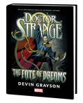 Doctor Strange Fate of Dreams Prose Novel HC *Special Discount*