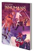 All New Inhumans TP Vol 02 Skyspears *Special Discount*