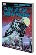 Black Panther Epic Collection TP Panthers Rage *Special Discount*
