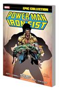 Power Man And Iron Fist Epic Collection TP Revenge *Special Discount*