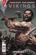 Vikings Uprising #1 (of 4) Cvr A Wahl *Special Discount*