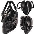 Kreepsville Skull Collection Black Handbag (C: 1-1-2)