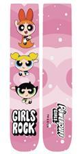Powerpuff Girls 360 Photoreal Crew Socks (C: 1-1-2)