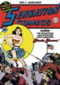 DC Comics W.W. First Appearance Canvas (C: 1-1-1)