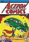 DC Comics Superman First Appearance Canvas (C: 1-1-1)
