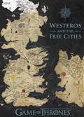 Got Westeros Map Canvas (C: 1-1-1)