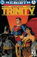 Trinity #1 Cbldf Variant