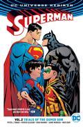 Superman TP Vol 02 Trials of The Super Son (Rebirth) *Special Discount*