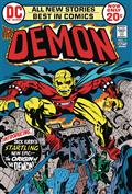 Demon By Jack Kirby TP *Special Discount*