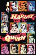 Harley Quinn A Rogues Gallery The Dlx Cover Art Coll HC *Special Discount*